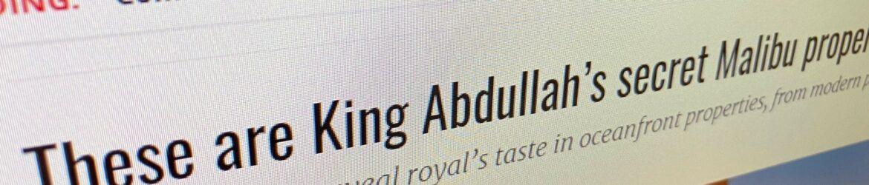 KingAbdullahII